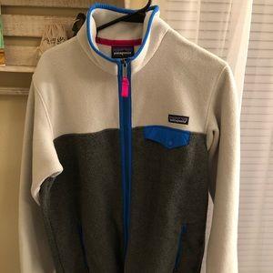 Women's Patagonia Fleece Zip up Jacket